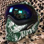 NEW V-Force Grill Thermal Paintball Mask - SE Zombie