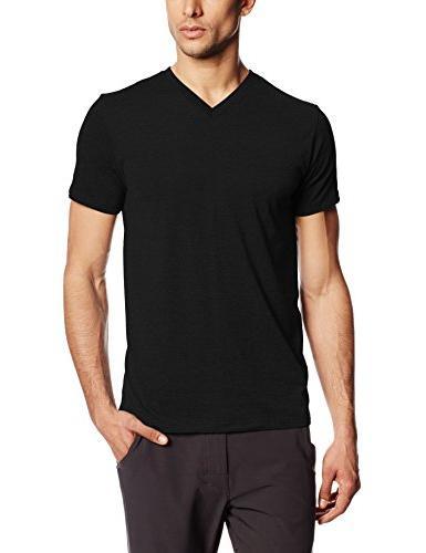 Red V-Neck Men's Firming Compression Under Shirt