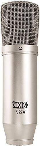 MXL V87 Low-Noise Condenser Microphone with Pop Filter and