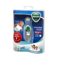 Vicks V980 Behind Ear Thermometer With Fever InSight