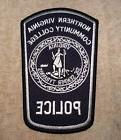 VA Northern Virginia Community College Police Patch