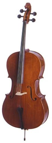 Palatino VC-850 Dolce Cello Outfit, 4/4 Size