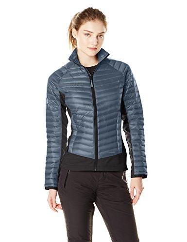 Men's Verglas Hybrid Insulator Jacket, Medium, Arctic Grey
