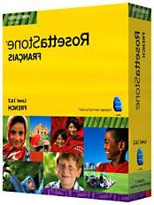 Rosetta Stone Version 3 French Levels 1 & 2 with Audio