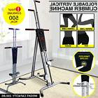 Vertical Climber Cardio Machine Exercise Stepper Workout