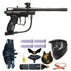 Spyder Victor Paintball Marker Gun 3Skull 4+1 9oz Mega Set