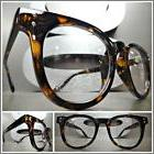 Mens or Women VINTAGE 50's RETRO Style Clear Lens EYE