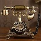 Vintage Style Telephone Retro Rotary Dial Old Fashioned
