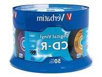 Verbatim Digital Vinyl CD-R - CD-R x 50 - 700 MB