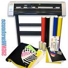 "31"" Vinyl Cutter Machine w/Software Vinly Sign Plotter Great"