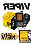 VIPER 5305V 2 WAY LCD VEHICLE CAR ALARM KEYLESS ENTRY REMOTE