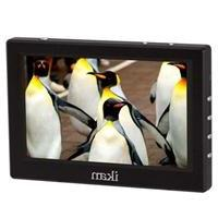 """iKan VL5 5"""" LCD HDMI Monitor with Canon 900 Adapter Plate"""