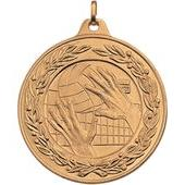 "Volleyball Medals - 2"" Gold"