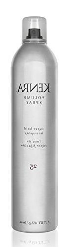 Kenra Volume Spray #25, 80% VOC, 16-Ounce