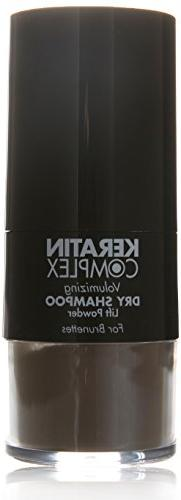 Keratin Complex Volumizing Dry Shampoo Lift Powder Brunettes