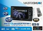 "SOUNDSTREAM VR-623B 6.2"" BLUETOOTH CD DVD MP3 USB"