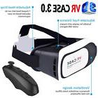 VR CASE 3.0 BOX Reality Reality 3D Glasses +Game Control For