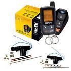 5305V 2-way w/2 Door Locks remote start system Keyless Entry