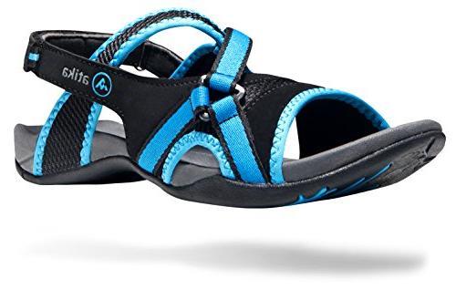 AT-W106-KB_240_7 B Atika Women's sport sandals tesla Edel