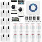W11 Cloud APP WiFi Internet Wireless DIY Home Security Alarm