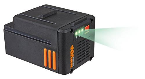 WORX WA3538 MAX Lithium 2.0 Ah Battery for Models WG190 and