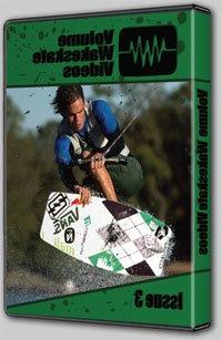 Volume Wakeskate Issue 3 DVD