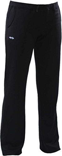 Dolfin Swimwear Warm-Up Pant - 791 Black/White, Large