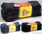 New 12 Pairs Mens Heavy Duty Warm Work Boots Wool Socks Crew