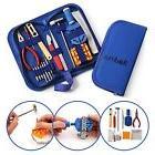 Watch Repair Tool Kit Storage Case Bracelet Cleaning Towel