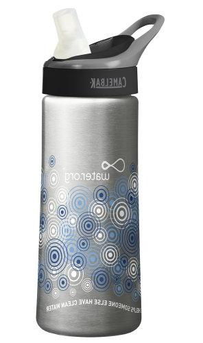 Limited Edition Water.org CamelBak Groove Water Bottle
