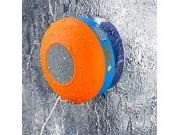 Abco Tech Water Resistant Wireless FM Radio Bluetooth Shower