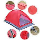 Waterproof 2 Person Camping Tent Traveling Outdoor Hiking