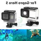 Diving Waterproof Housing Case For GoPro Hero 5 6 7 Black
