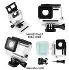 60M Waterproof Housing Case + Touch Screen Backdoor Cover