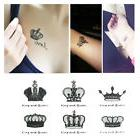 18 Sheets Waterproof Temporary Disposable Tattoo Body Art Sticker Stickers Flash