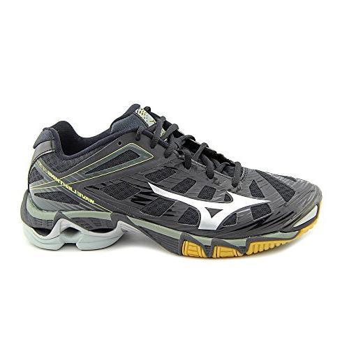 Mizuno Women's Wave Lightning RX3 Volley Ball Shoe,Black/