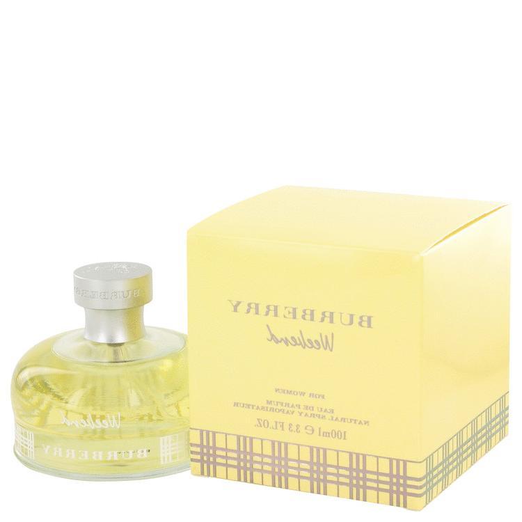 Weekend Perfume by Burberry - 3.4 oz Eau De Parfum Spray