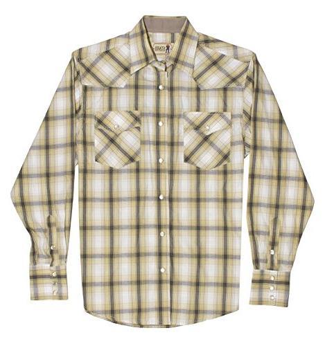 Wrangler Men's Sport Western Snap Shirt,Black,2X-Large