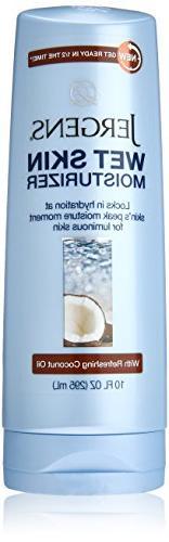 Jergens Wet Skin Body Moisturizer with Refreshing Coconut