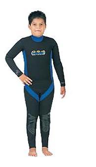 3/2mm Tilos Childrens Wetsuit Wet Suit Childs Child Boys