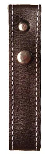 WHIP HOLSTER  Dark Brown