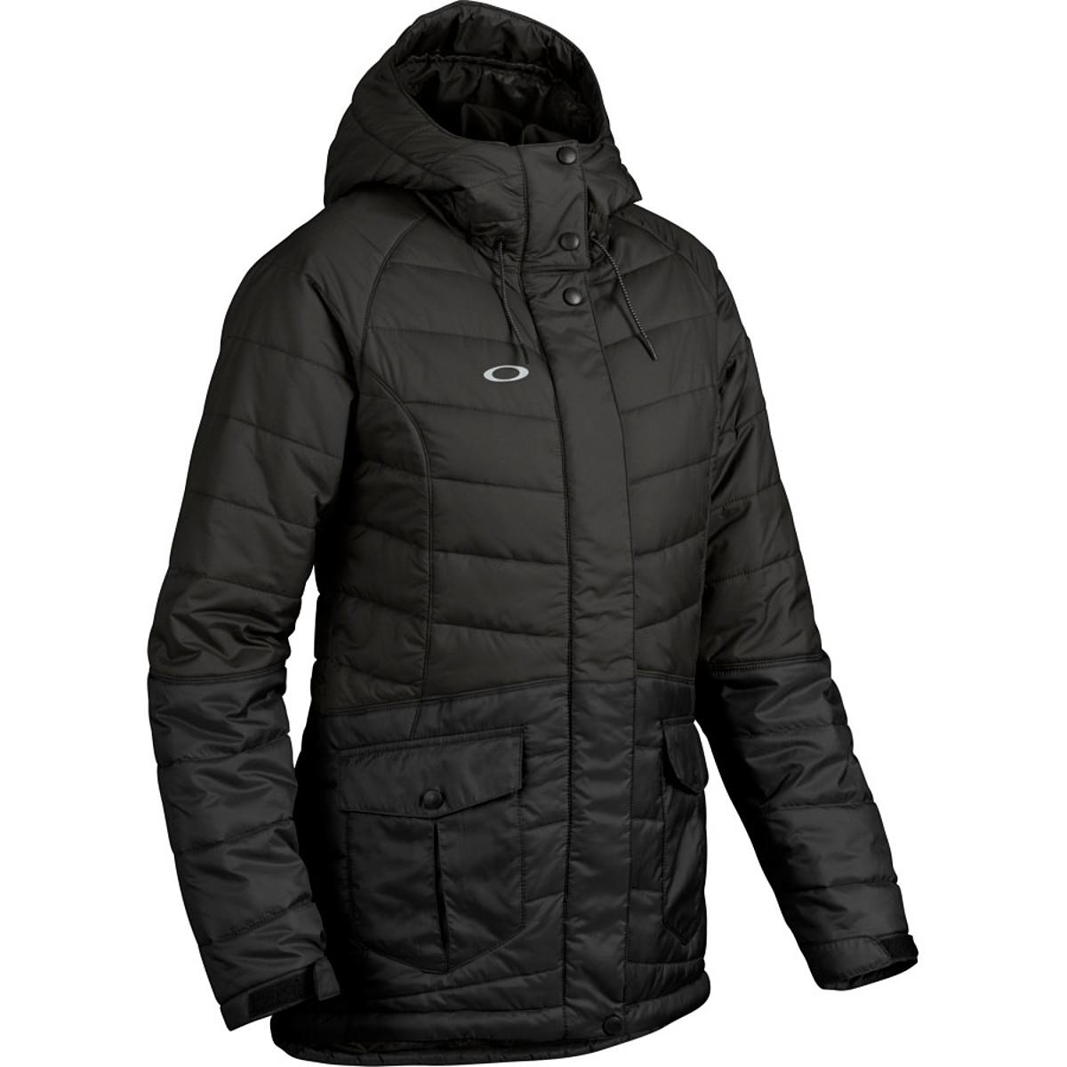 Oakley Whiskey Quilted Insulated Jacket - Women's Moroccan