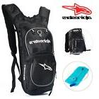 ALPINESTARS White Hydration Water Bag Pack Cycling Camping