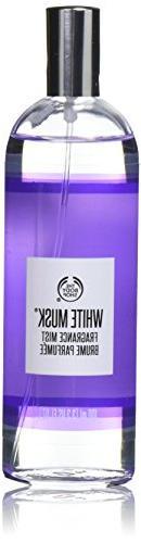 The Body Shop White Musk Body Mist, 3.3-Fluid Ounce