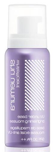 Shu Uemura Whitefficient UV Under Base Brightening Mousse