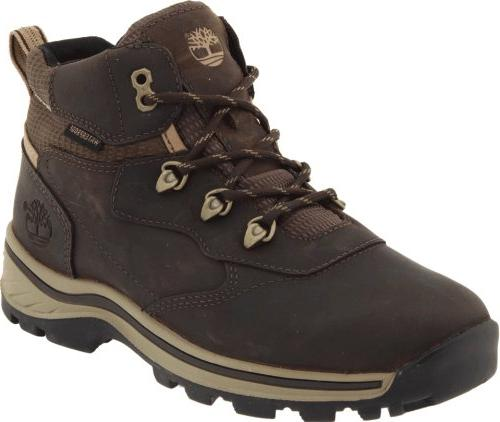 White Ledge Waterproof Hiker ,Brown/Brown,3.5 M US Big Kid
