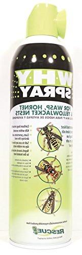 Sterling Rescue WHYSBB12 Why Spray for Wasp Hornet and