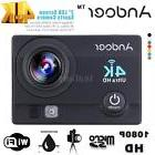 """Andoer 2"""" 4K HD 1080P Wifi 16MP 60FPS Sports Action Camera"""
