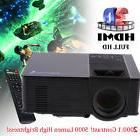 Wifi 5000 Lumens HD 1080P Bluetooth LED Video Projector Home