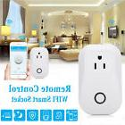 WiFi Timer Switch Smart Socket Outlet Work With Amazon Echo
